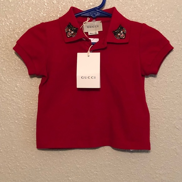 c9c81477587 Gucci baby polo brand new